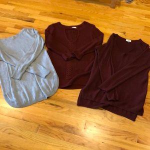 Bundle of Sweaters
